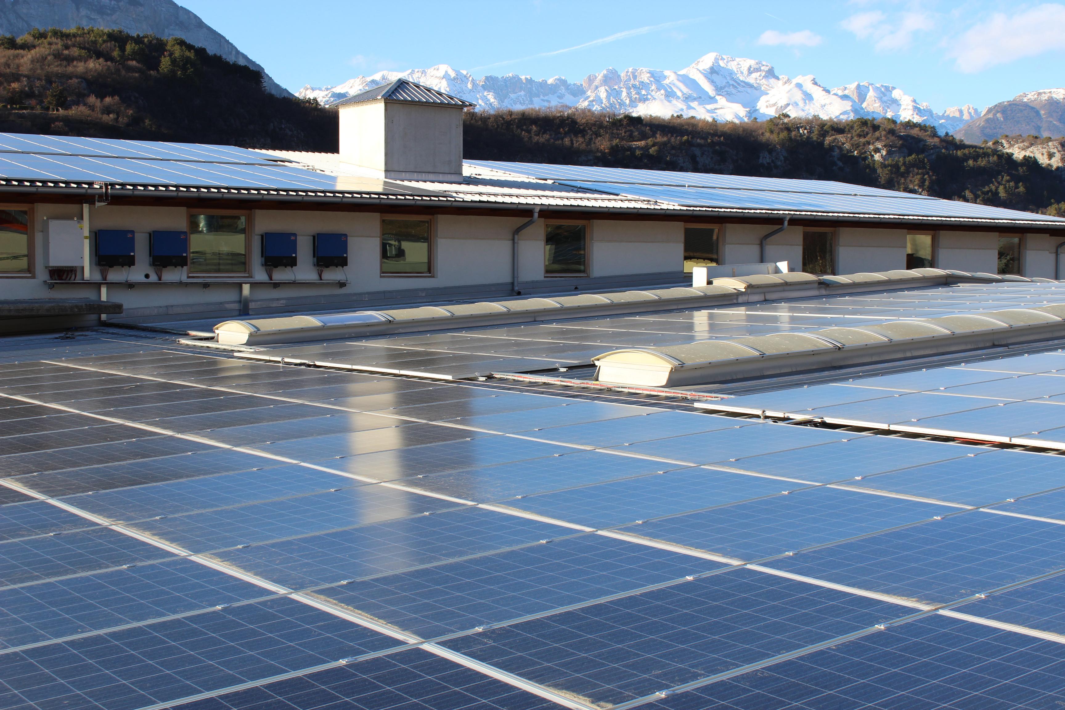 Essepi con Elettropiemme impianti solari Trentino