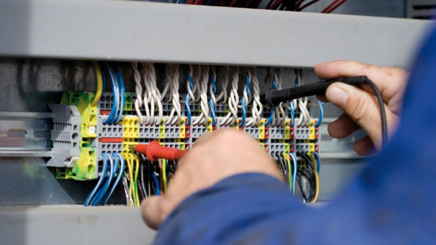 incendio elettrico quadri elettrici elettropiemme