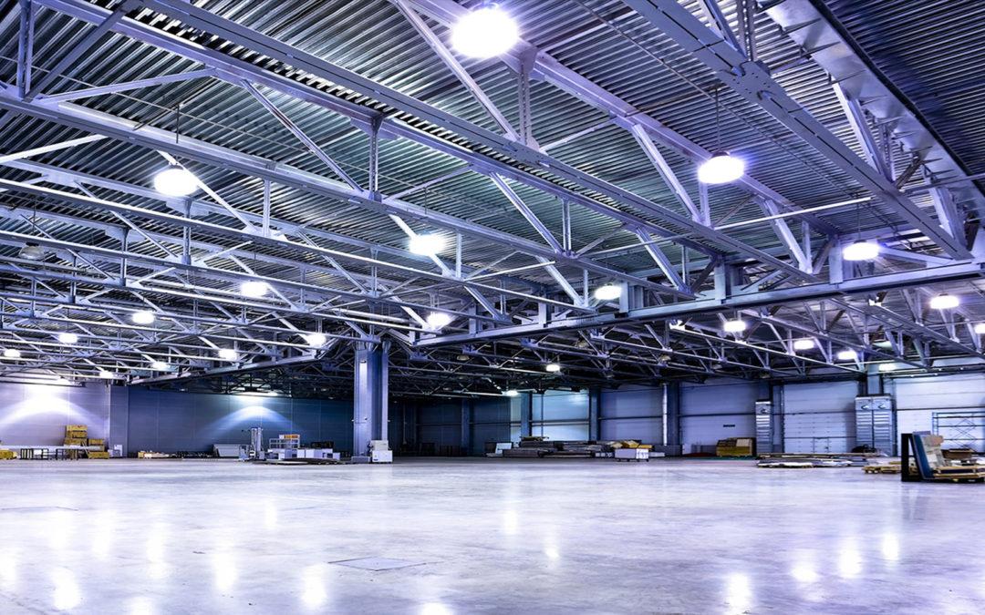 led relamping capannone industriale elettropiemme